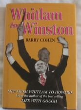 From Whitlam to Winston by Barry Cohen (Hardback, 1997)