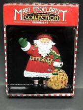 Mary Engelbreit Kurt S Adler Christmas Ornament Santa With Bag 4�