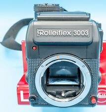 Rolleiflex SL 3003 with RARE AA battery pack