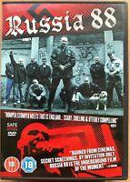 Russia '88 DVD 1988 2009 Culte Russe Neo-Nazi Skinhead Drame Film Film