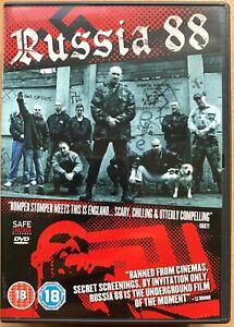 Russia '88 DVD 1988 2009 Cult Russian Neo-Nazi Skinhead Drama Film Movie