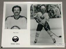 Original Late-70's Don Luce Buffalo Sabres Photo