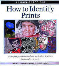How to Identify Prints: A Complete Guide to Manual and Mechanical-ExLibrary