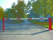 Barriera Sbarra Manuale Absperrschranke 7000 mm con Supporto
