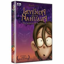 La Leyenda De La Nahuala / The Legend Of The Nahuala DVD NEW Factory Sealed!