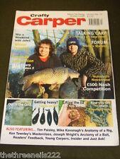 CRAFTY CARPER - LEADS ON TEST - JAN 2002 # 53