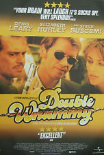 Elizabeth Hurley DOUBLE WHAMMY(2003)  Original UK video release poster