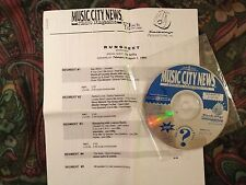 Radio Show: MUSIC CITY RADIO #97-49 GUEST GARTH BROOKS 13 TUNES/GREAT INTERVIEWS