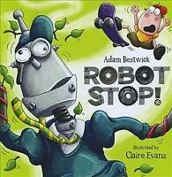 Robot Stop, Paperback by Bestwick, Adam, Brand New, Free shipping in the US