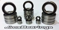 Team associated T5m and SC5m rubber sealed bearing kit (26pcs) Jims Bearings
