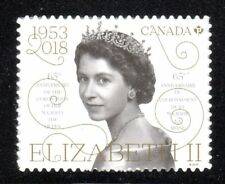 2018 Canada SC - 65th Anniversary of Queen Elizabeth II - from booklet - M-NH
