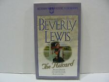 THE POSTCARD - BEVERLY LEWIS - TWO CASSETTE AUDIO BOOK!
