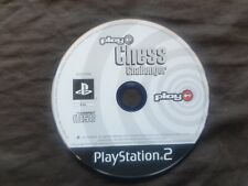 Chess Challenger Sony Playstation 2 Spiel ps2