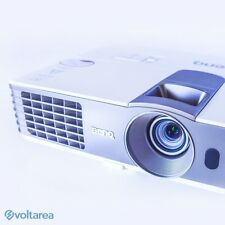 BenQ MX711 DLP Projector 3000 Lumens with remote and cables New Lamp