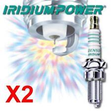 DENSO IRIDIUM POWER IU27 spark plugs x 2 DUCATI 749 998 999 Testastretta