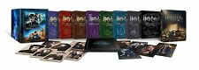 Harry Potter 9-Film Collection Phantastische Tierwesen Blu Ray Steelbook NEU+OVP