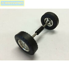 W5287 Scalextric Spare Front Axle, Old Vanwall/Maseratti F1 Style