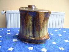 Zsolnay Pecs Hungary Keramik Vase 1955