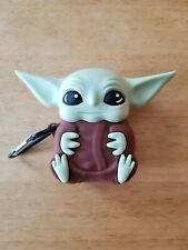 Baby Yoda Airpods Case - Star Wars Mandalorian Themed Silicone AirPod Cover