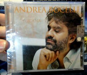 CD MUSICALE - ANDREA BOCELLI / CIELI DI TOSCANA - NUOVO SIGILLATO -