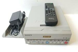 SONY DSR-11 NTSC/PAL MINIDV DVCAM RECORDER PLAYER NTSC PAL SYSTEMS