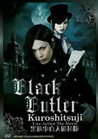 Black Butler Kuroshitsuji Live Action Japanese Movie English Sub Ship From USA