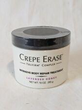 Crepe Erase Jumbo 10 oz Intensive Body Repair Treatment Lavender Honey