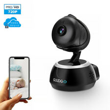 GUUDGO Smart WiFi IP Camera 720P HD IR Motion Detection Onvif App Baby Monitor