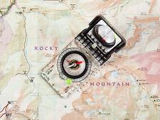 Brunton TruArc15 Base Plate Compass