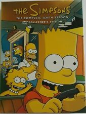 the Simpsons complete tenth season DVD collector's Edition