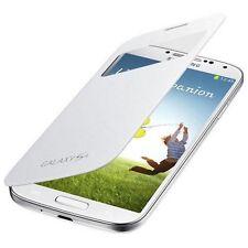 Custodia Cover EF-CI950BWE Originale Samsung Bianco Per Galaxy S4 GT-I9500 I9505