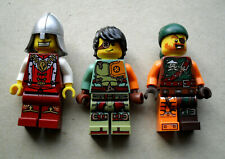 LEGO : 3 personages