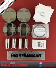 NEW 2.0LR Pistons Wiseco Forged Piston Kit Custom ER 1% WD-02647