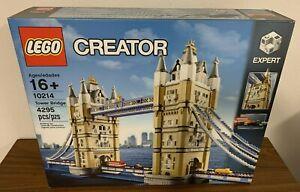 LEGO Creator Tower Bridge (10214) New & Sealed