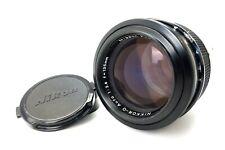 Nikon NIKKOR Q Auto 135mm f2,8 non AI #178062 jf079