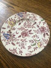 "Vintage Empire Chintz Flowered 6-1/2"" Tea Plate"