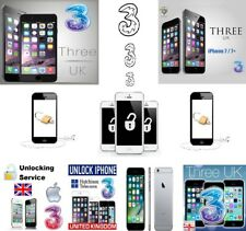 3 Hutchison CPW Flex UK official unlocking iPhone 4S 5 5S 5C 6 6+ 7 7+ 8 8+ X