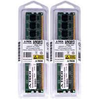 4GB KIT 2 x 2GB HP Compaq Pavilion P6644y P6645a P6645be P6645br Ram Memory