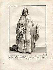 CHEVALIER DE L'ORDRE St JACQUES DE L'EPEE en Espagne