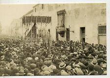 Postal Semana Santa Sevilla una Cofradía en la calle (CO-604)