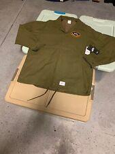 a6259d9f Wtaps Vans Vault Torrey Jacket XL Rare Vtg Japan Box Logo Syndicate Olive  Camo