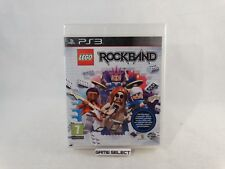 LEGO ROCKBAND ROCK BAND SONY PS3 PLAYSTATION 3 PAL ORIGINALE NUOVO SIGILLATO
