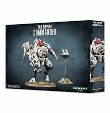 Tau Empire Commander Warhammer 40k NEW