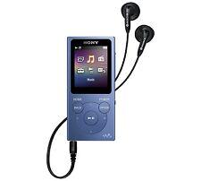 Sony Walkman NW-E394B 8 GB MP3 Player con FM Radio-Azul. gastos de envío gratis.