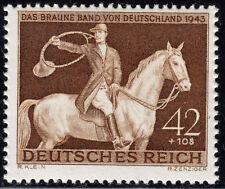 DR 854 ** Das braune Band 1943, postfrisch