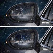 2 STÜCKE Auto SUV Anti Wasser Film Anti Fog Regendicht Rückspiegel Schutzfolie