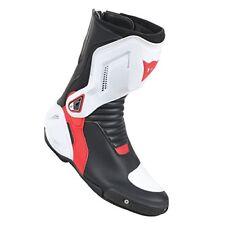 Dainese-nexus botas Negro/blanco/lava-rojo talla 42