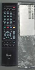 NEW Denon Audio Receiver Remote Control RC-1168 30701010300AD AVR-1713 AVR1713