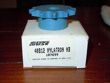 Sprocket Gear - Morse Nylatron 40B12  Part #187699