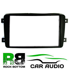 Mercedes Benz Vito 2003 Onwards Double Din Car Stereo Radio Fascia Panel